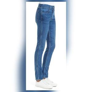 Rag and Bone Lou high waist skinny jeans